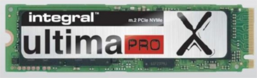 INTEGRAL 480GB SSD PCIe NVMe M.2 2280 disk
