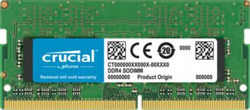 Integral 8GB DDR4-2133 SODIMM PC4-17000 CL15, 1.2V