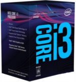 Intel Core i3 8300 BOX procesor, Coffee Lake
