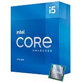 INTEL Core i5-11600K 3,9/4,9GHz 12MB LGA1200 HD750 BOX procesor