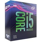 INTEL Core i5-9600KF (9th Gen.) 4,6GHz 9MB LGA1151 BOX procesor