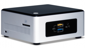 Intel NUC kit Celeron NUC5CPYH 2,5