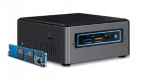 Intel NUC kit i3 NUC7I3BNH 2,5