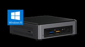 Intel NUC mini računalnik - i5 / 8GB / 256 NVMe /  Windows 10 Home