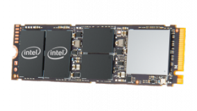 Intel SSD 760p Series 512GB NVMe M.2 disk
