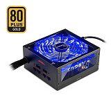 INTER-TECH Argus RGB-650W CM 650W 80Plus Gold modularni RGB osvetljen ATX napajalnik