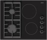 KC621UUSC Kombinirano steklokeramično kuhališče s plinom