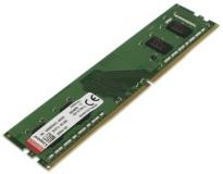 Kingston 4GB DDR4-2400MHz DIMM PC4-19200 CL17, 1.2V
