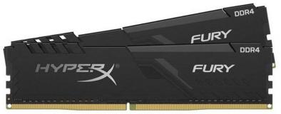 Kingston HyperX Fury 16GB Kit (2x8GB) DDR4-3200 DIMM PC4-25600 CL16, 1.2V