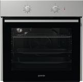 KORUZNI MIX (BO615E10X + K6N30IX) Vgradna pečica + Kombinirana kuhalna plošča Essential Line