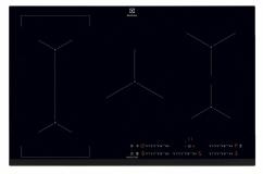 Kuhalna ploša Electrolux EIV835, indukcija, 78 cm