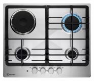 Kuhalna plošča Electrolux KGM64311X, 3 + 1