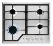 Kuhalna plošča Electrolux KGS6426SX, inox, plin