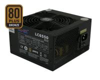 LC-POWER Super silent LC6550 V2.3 550W 80Plus Bronze ATX napajalnik