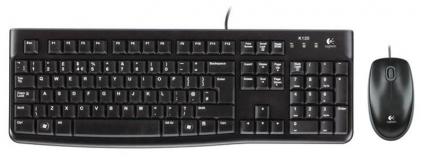 Logitech Desktop MK120 namizni komplet