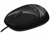 LOGITECH M105 USB optična črna miška
