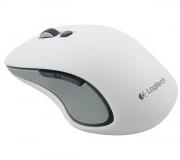 Logitech M560 brezžična miška Logitech M560 brezžična miška bela