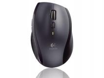 LOGITECH M705 brezžična laserska srebrna miška