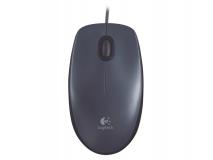 LOGITECH M90 USB optična črna miška