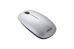 Miška ASUS MW201C, Bluetooth in RF 2,4GHz, brezžična, siva