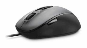 Miška Microsoft Comfort Mouse 4500, črna
