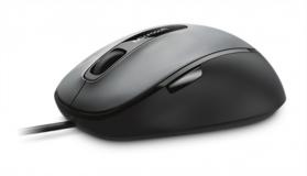Microsoft Comfort Mouse 4500 miška, črna
