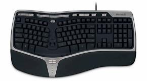 Microsoft tipkovnica Natural Ergo Keyboard 4000, slovenska
