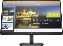 Monitor HP ProDisplay P224 54,61 cm (21,5'') FHD VA 16:9