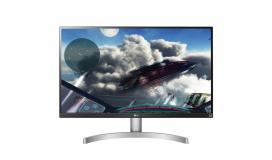 Monitor LG 27UK600-W, 27