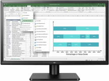Monitor LG B2B 27QD58P, 27