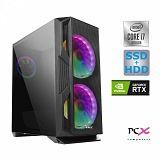 Namizni računalnik PCX i7-10700KF/16GB/SSD500GB/2TB/RTX3070Ti- 8GB