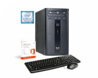 Namizni računalnik PCX EXAM i5 9400/8GB/SSD512GB/WIN 10 HOME
