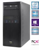 Namizni računalnik PCX EXAM WORX1.7 i7-9700/16GB/500GB/HD630/W10 PRO