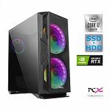 Namizni računalnik PCX EXIES i7-10700F/32GB/SSD500GB/2TB/RTX3080TI
