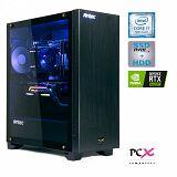 Namizni računalnik PCX EXIES i7-9700KF/16GB/SSD500GB/2TB/RTX2060-8GB SUPER