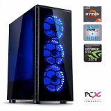 Namizni računalnik PCX EXON R7 3700X/16GB/SDD500GB/2TB/RTX3070 8GB