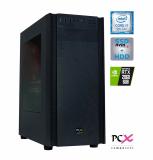 Namizni računalnik PCX EXTIAN i7-9700F/16GB/SSD500GB/2TB/RTX2060-6GB