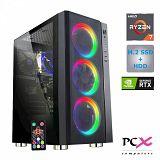 Namizni računalnik PCX EXTIAN R73700X/16GB/SDD500GB/2TB/RTX3060-12GB