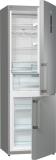 NRK6192MX Kombinirani hladilnik / zamrzovalnik