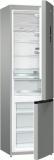 NRK6202MX4 Kombinirani hladilnik / zamrzovalnik