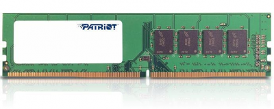 Patriot Signature Line 4GB DDR4-2400 DIMM PC4-19200 CL17, 1.2V