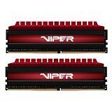 Patriot Viper 4 Kit 32GB (2x16GB) DDR4-3200 DIMM PC4-25600 CL16, 1.35V