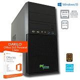 PCPLUS e-office i5-8400 8GB 240GB SSD Windows 10 Home + darilo: 1 leto Office 365 Personal namizni računalnik