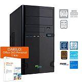 PCPLUS e-office i5-9400 8GB 256GB NVMe SSD Windows 10 Home + darilo: 1 leto Office 365 Personal namizni računalnik