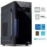 PCPLUS e-office i7-11700 16GB 512GB NVMe SSD Windows 10 Pro namizni računalnik