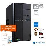 PCPLUS Magic Ryzen 7 2700 16GB 256GB NVMe SSD Radeon R5 230 1GB Windows 10 Home + darilo: 1 leto Office 365 Personal gaming namizni računalnik