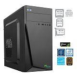 PCPLUS Storm i3-9100F 8GB 240 GB SSD GeForce GT710 2GB namizni računalnik