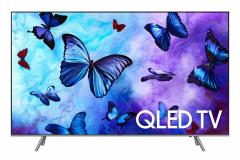 QLED TV SAMSUNG 55Q6FNAT DEMO