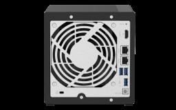 QNAP Nas strežnik TS-451D2-4G za 4 diske