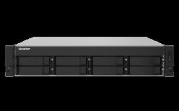 QNAP Nas strežnik TS-832PXU-RP za 8 × HDD